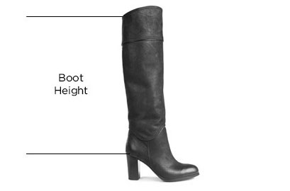Size Guide Boot